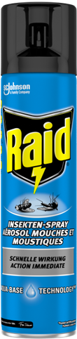 Raid  Insekten-Spray VE-EAN