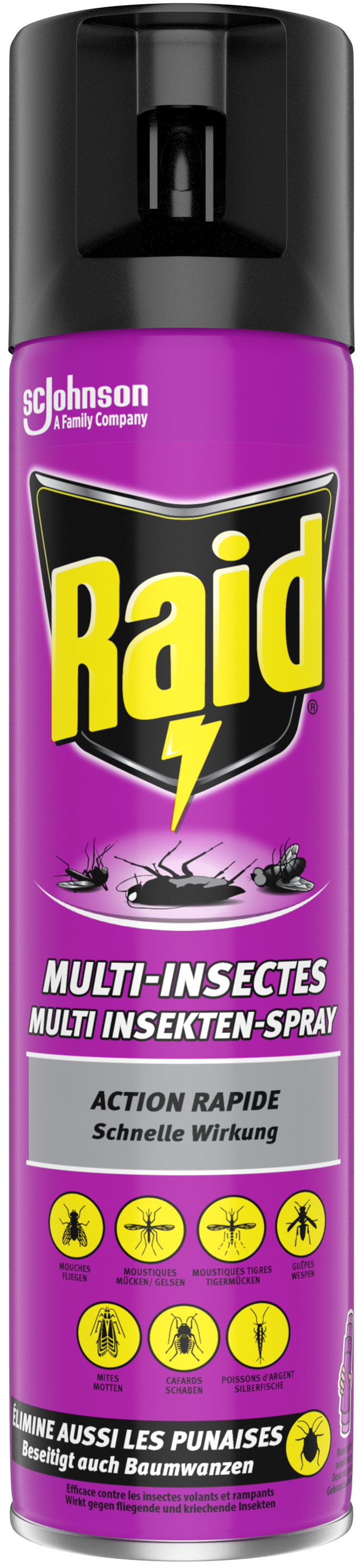 Raid  Multi Insekten-Spray VE-EAN